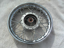 "* KTM Front Wheel, 10"" x 1.5"", Mini/Junior/Senior Adventure, part no 45109001344"