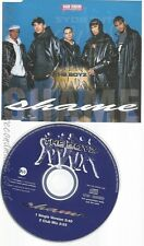 CD--THE BOYS--SHAME--PROMO