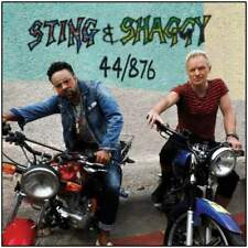 Sting + Shaggy - 44/876 (CD ALBUM)