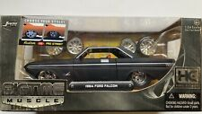 JADA Bigtime Muscle 1/24 scale 1964 Ford Falcon - Black