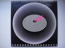 Queen – Jazz Australia prensa Gatefold LP + Póster + Interior