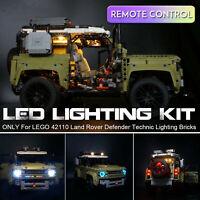 Kyglaring LED Light Lighting Kit ONLY For LEGO 42110 Land Rover Defender Technic