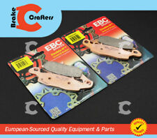 2002 - 2003 SUZUKI VL 1500 INTRUDER - FRONT EBC HH SINTERED BRAKE PADS - 2 PAIR