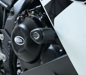 R&G Black Aero Crash Protectors for Honda CBR500R 2018