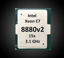 Intel Xeon E7-8880 v2 | 15x 2.5 - 3.1 GHz | CM8063601271810, SR1GH (D1), 2011-1