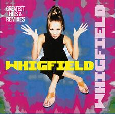 LP Vinyl Whigfield Greatest Hits & Remixes