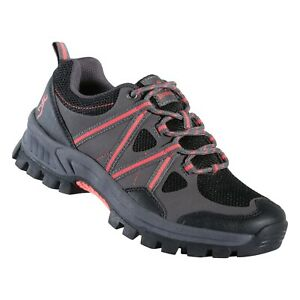 Browning Womens Glenwood Trail Shoe Pavement/Living Coral