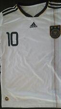 Deutschland Trikot #10 Lukas Podolski Gr. Xl Adidas WM 2010