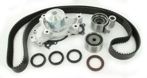 Engine Timing Belt Kit With Water Pump  SKF  TBK257WP