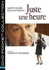 Juste une heure DVD POCKET COLLECTION NEUF