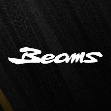 Toyota Altezza BEAMS 3SGE Sticker Logo JDM Vinyl Decal Japan JDM Drift