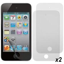 Pack 2 Films Protection d'Ecran pour Apple iPod Touch 4G