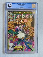 Fantastic Four #251 CGC 9.2 (1983) - Annihilus appearance