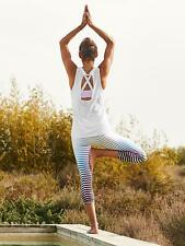 NEW ATHLETA High Rise Prism Chaturanga Capri S SMALL | Tight Yoga Crop SLDOUT