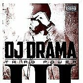 DJ Drama - Third Power (2011)  CD  NEW/SEALED  SPEEDYPOST