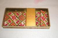 Vintage BARONET Wallet Key Case Tapestry in Original Box