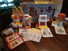 New ListingMcDonalds Happy Meal Snack Maker 3 Combo Set