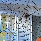 3 Size Giant Spiders Web Cobweb Haunted House Party Decoration Halloween Decor