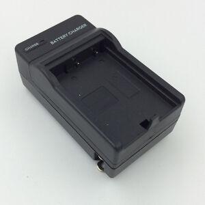 Portable AC Battery Charger for FUJIFILM NP-60 SANYO VPC-HD100 VPC-HD100R Li-ion