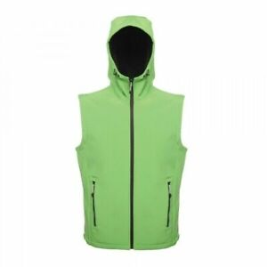 Regatta Arley Mens Hooded Gilet Softshell Bodywarmer Vest Jacket RRP £35