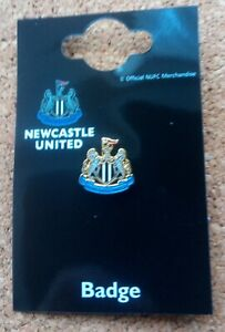 Newcastle United Football Badge (Official Merchandise) - FREE POSTAGE!