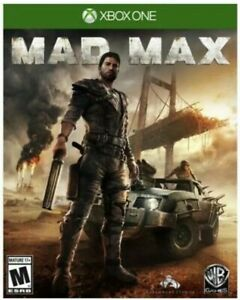 Mad Max Xbox One Brand New Sealed