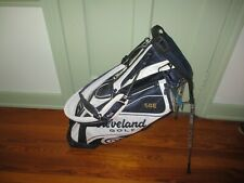 New Cleveland Golf Cg Tour Double Strap Stand Golf Bag - Pro Shop Price $179.99