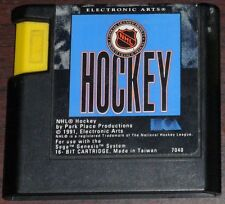 Sega Mega Drive. NHL Hockey