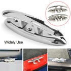 Marine Folding Flip Up Boat Cleat Dock Deck 316 Stainless Steel Boat Accessories