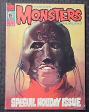 1976 FAMOUS MONSTERS Magazine #123 FN 6.0 F. Paul Wilson FPW Collection