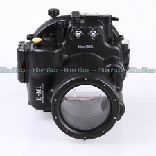 40M Underwater Waterproof Camera Housing Case for Olympus OM-D E-M1 12-40mm Lens