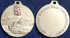 Medaglia Ispettorato Generale delle Capitanerie di Porto con smalti #MD3305