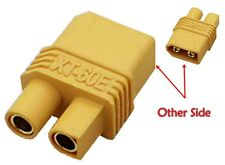 Turnigy XT60 to EC3 converter adapter for RC lipo battery - DAR122/1