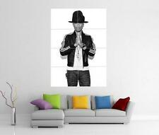 PHARRELL WILLIAMS HAPPY GIANT WALL ART PICTURE PHOTO PRINT POSTER