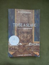 To Be A Slave by Julius Lester PB 2000 Slavery Slave