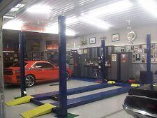 BendPak HD-9XW Wide & Tall 4-Post Lift  car / truck lift