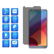 For LG G6 - New Anti-Spy Privacy Tempered Glass Screen Protector