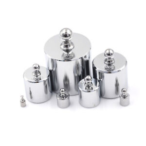 1g 5g 10g 50g 100g 200g 500g Silver Calibration Weight For Weigh Scale