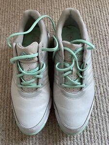Ladies Adidas Adipower Golf Shoes.