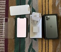 Apple iPhone 11 Pro Max 64GB MidnightGreen Unlocked A2161 (CDMA + GSM) iOS 13.5