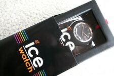 ICE WATCH: LOULOU MODEL, BLACK & GOLD (RELOJ). ABSOLUTELY BRAND NEW IN BOX!
