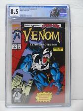 Venom Lethal Protector 2 - Spider-Man Appearance - Custom Label - CGC Graded 8.5