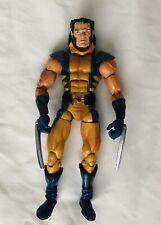 ToyBiz Marvel Legends Apocalypse BAF Series UNMASKED WOLVERINE Figure VARIANT