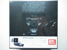 Johnny Hallyday coffret collector Rester Vivant Tour