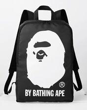 NEW JAPAN A Bathing Ape Bape Head Bag Pack Backpack Knapsack from Japan Magazine
