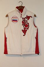 Bosco Sport Russian Olympic Team SKI VEST women's Small Perfect Condition