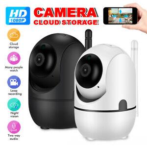 1080P Wireless IP Security Camera WiFi Home CCTV System Network Outdoor Indoor