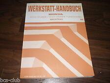 #H128 HONDA CIVIC 5-Türer+TURBODIESEL MJ 1998 UPDATE WERKSTATT HANDBUCH 6GEST324