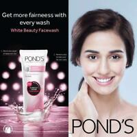 POND'S White Beauty Daily Spotless Lightening Face Wash vitamin B3+ New formula