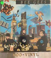 BEE GEES - High Civilization  1991 UK VINYL LP RECORD VG+ Con